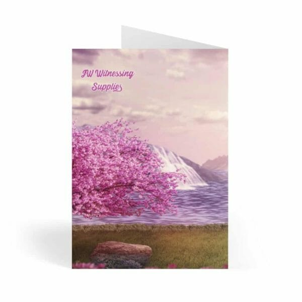 JW Greeting Cards (8 pcs)   JW Gift for Jehovah's Witnesses. - JustArtisan - JW Printable Gifts -