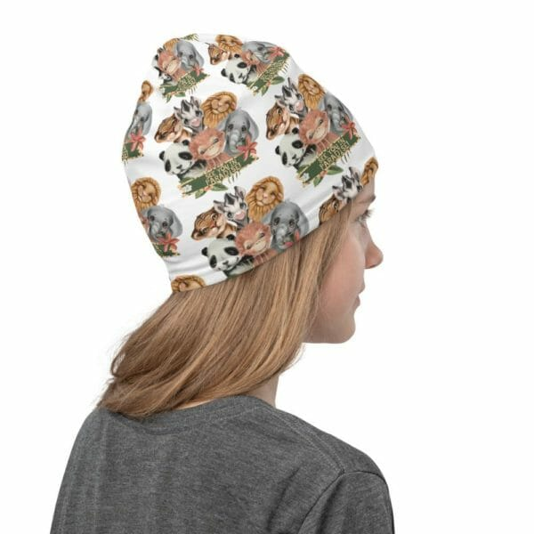 Jehovah Witness JW Face Mask   Neck Buff JW Gift See You In Paradise, jw.org, jw kids - JustArtisan - JW Printable Gifts -
