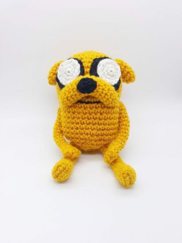 Adventure Time Finn and Jake - JustArtisan - Two Bobs In A Pod - Handmade